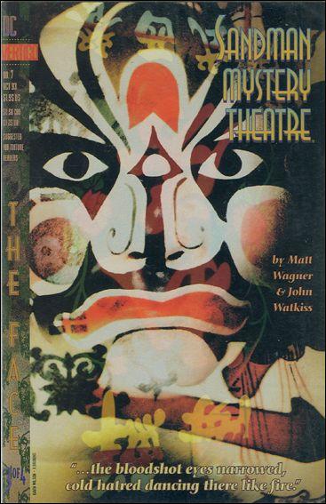Sandman Mystery Theatre 7-A by Vertigo