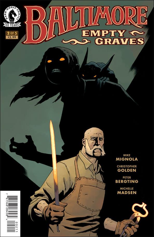 Baltimore: Empty Graves 2-A by Dark Horse