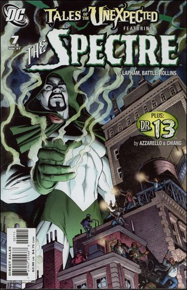 Tales of the Unexpected (2006) 7-A by DC