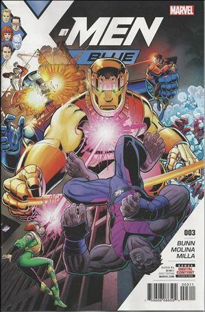 X-Men: Blue 3-A