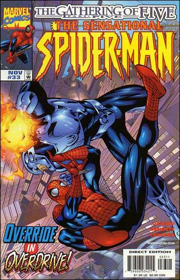 Sensational Spider-Man (1996) 33-A by Marvel