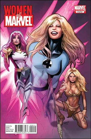 Women of Marvel 2-A