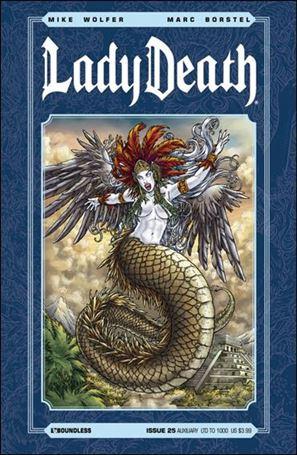 Lady Death (2010) 25-E