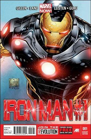 Iron Man (2013) 1-D