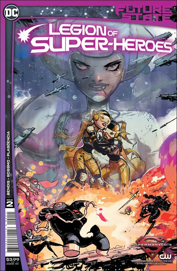 Future State: Legion of Super-Heroes 2-A by DC