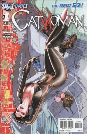 Catwoman (2011) 1-B