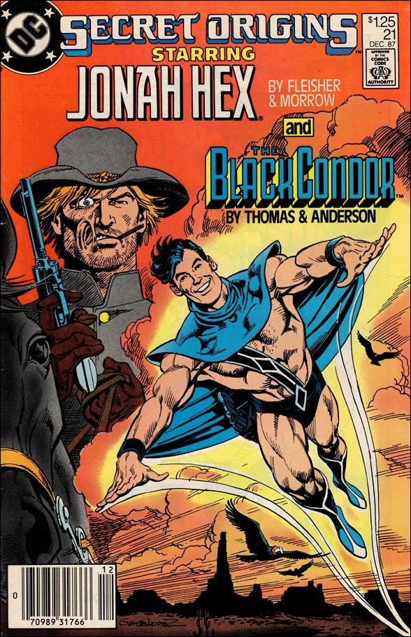 Secret Origins (1986) 21-A by DC