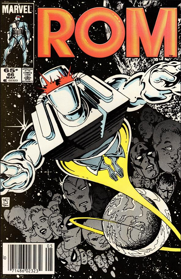 ROM (1979) 66-A by Marvel