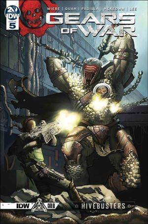 Gears of War: Hivebusters 5-B