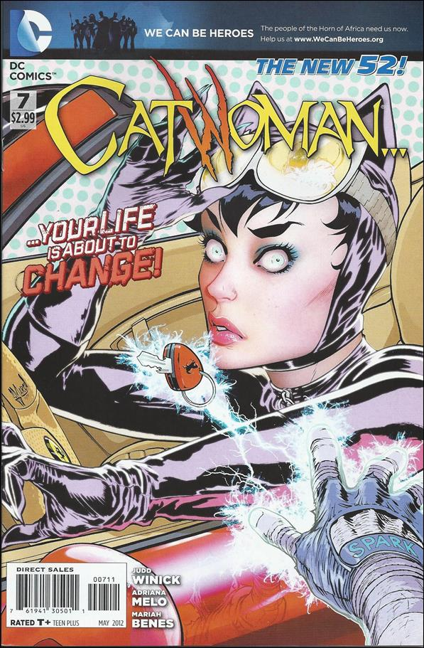 Catwoman (2011) 7-A by DC