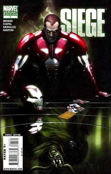 Siege (2010) 1-B by Marvel