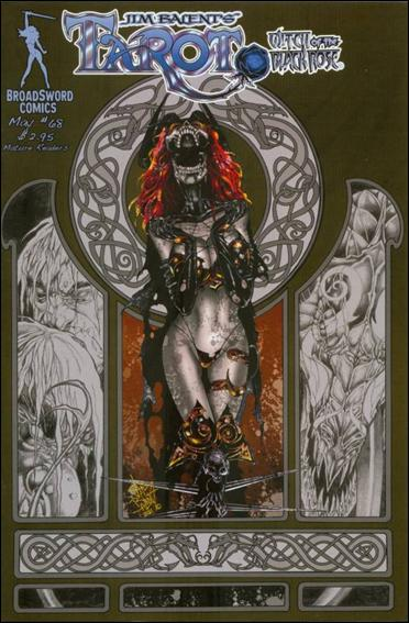 Tarot: Witch of the Black Rose 68-A by BroadSword Comics