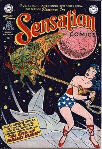 Sensation Comics (1942) 104-A by DC