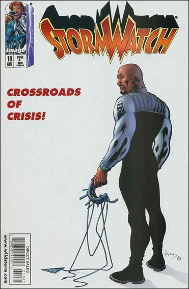 StormWatch (1997) 10-A by Image