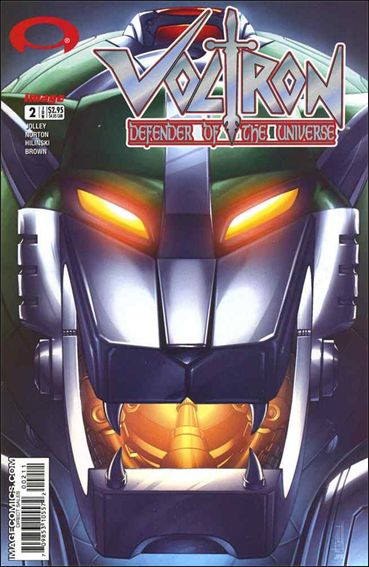Voltron: Defender of the Universe (2003) 2-A by Image