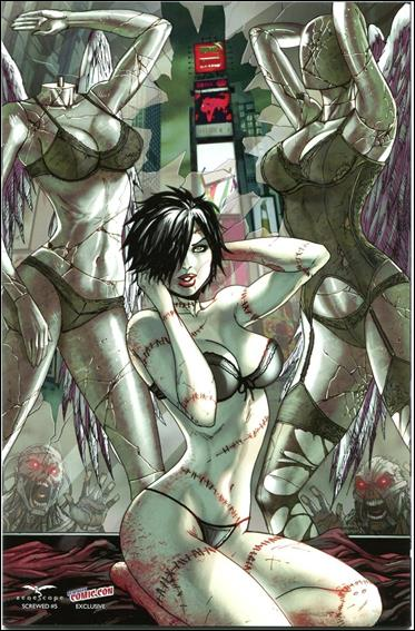 Screwed 5-E by Zenescope Entertainment