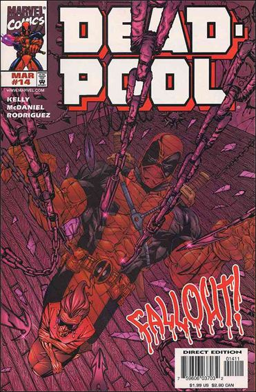 Deadpool (1997) 14-A by Marvel