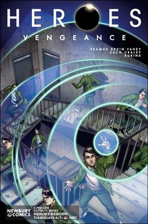 Heroes: Vengeance 1-I