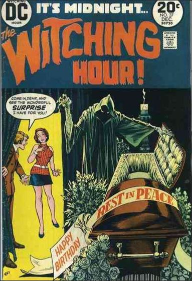 Witching Hour (1969) 37-A by DC