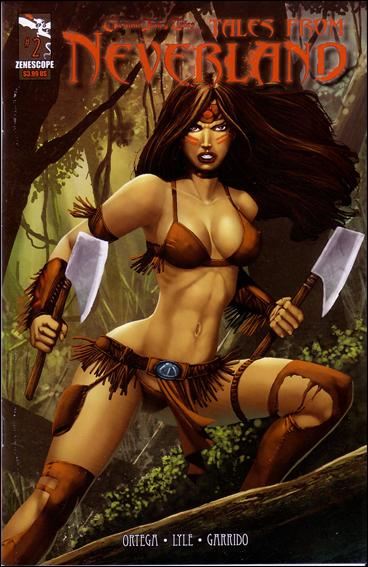 Grimm Fairy Tales: Tales from Neverland 2-A by Zenescope Entertainment