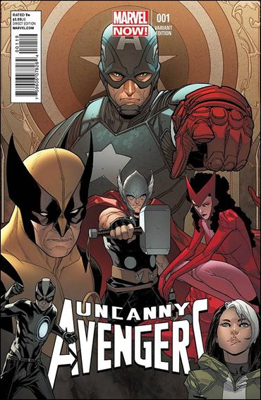Uncanny Avengers (2012) 1-H by Marvel