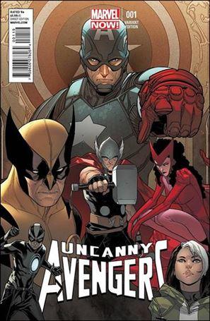 Uncanny Avengers (2012) 1-H