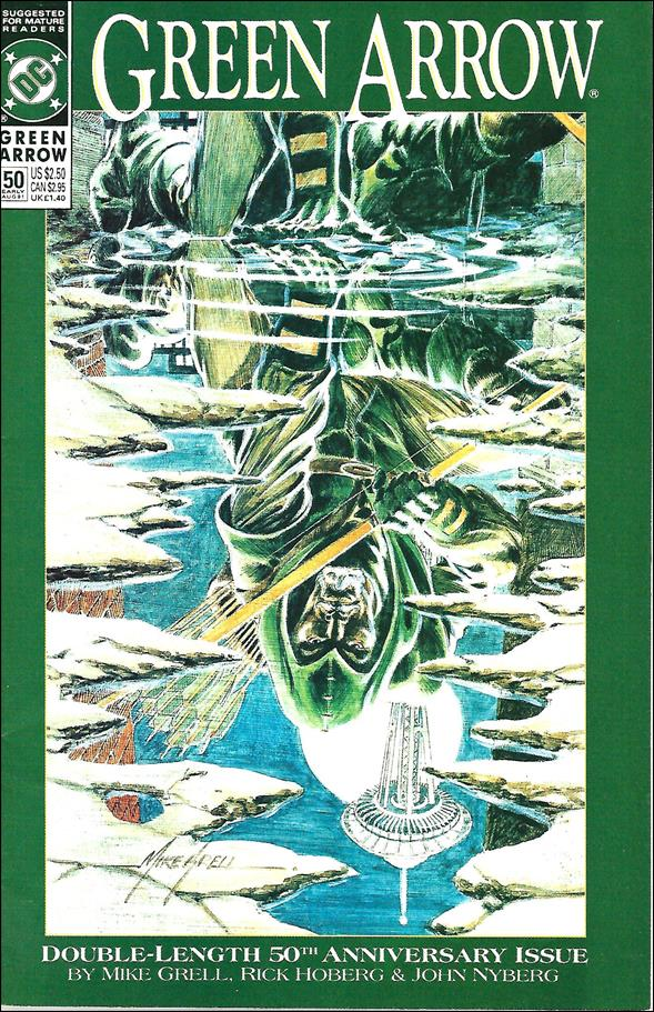 Green Arrow (1988) 50-A by DC