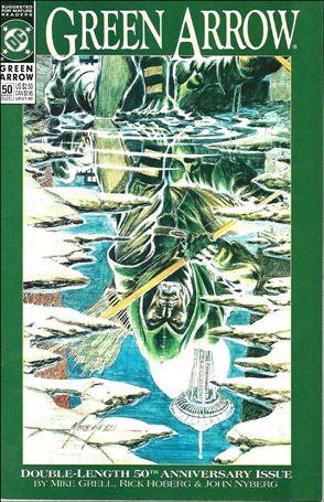 Green Arrow (1988) 50-A