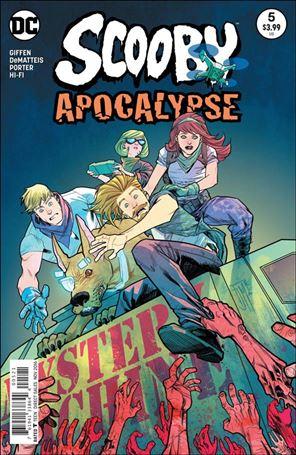 Scooby Apocalypse 5-B
