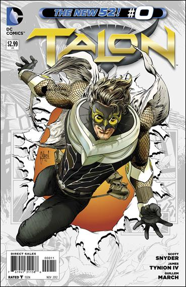 Talon (2012) 0-A by DC