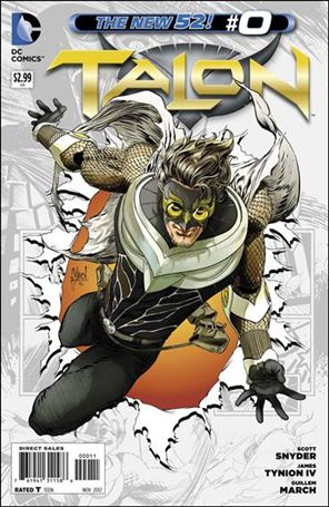 Talon (2012) 0-A