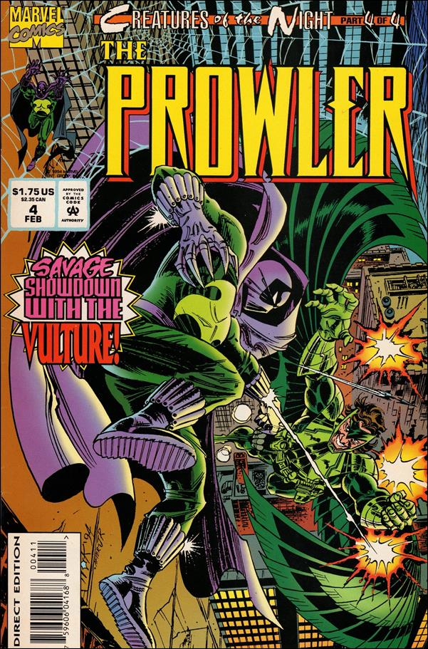 Prowler (1994) 4-A by Marvel