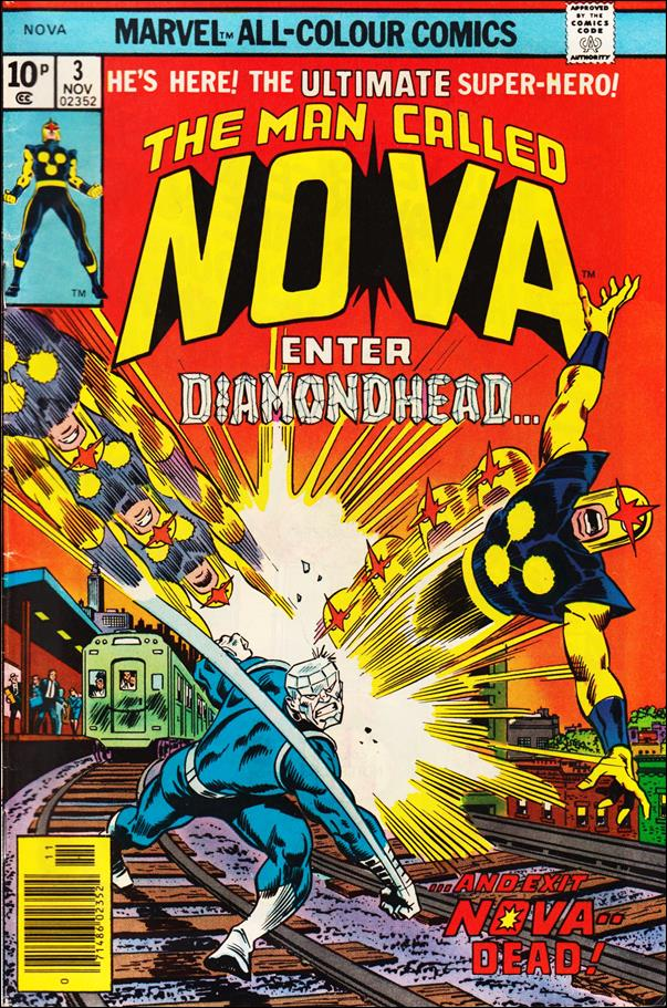 Nova (1976) 3-B by Marvel