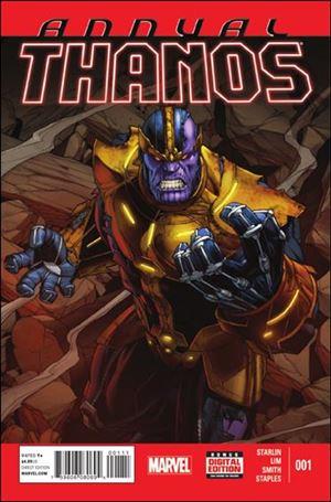 Thanos Annual 1-A