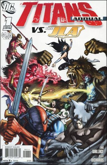 Titans Annual '2011'-A by DC