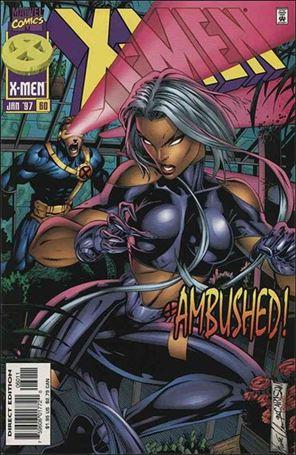 X-Men (1991) 60-A