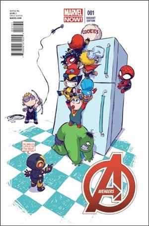 Avengers (2013) 1-E