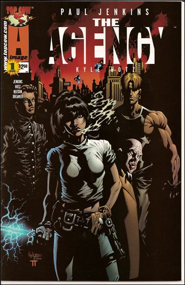 Agency 1-A by Top Cow