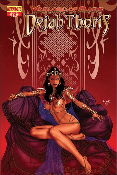 Warlord of Mars: Dejah Thoris 19-A by Dynamite Entertainment