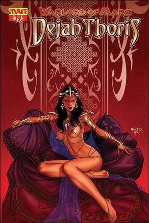 Warlord of Mars: Dejah Thoris 19-A