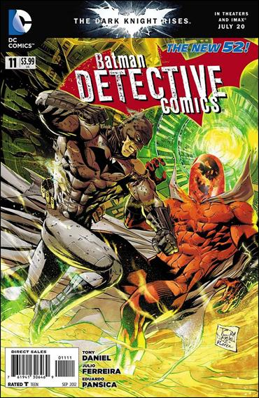 Detective Comics (2011) 11-A by DC