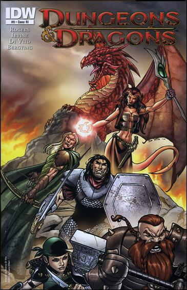 Dungeons & Dragons 0-C by IDW