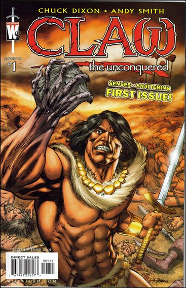 Claw the Unconquered (2006) 1-B by WildStorm