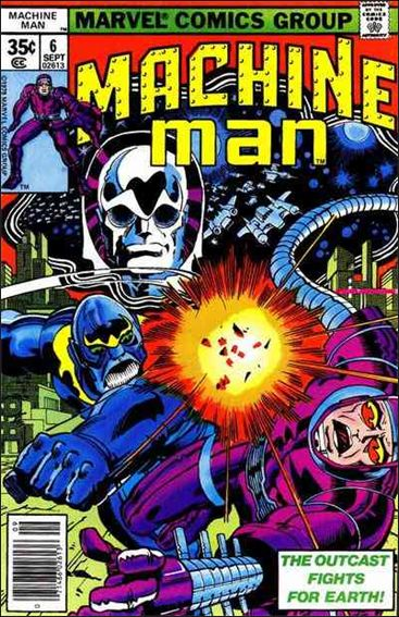 Machine Man (1978) 6-A by Marvel
