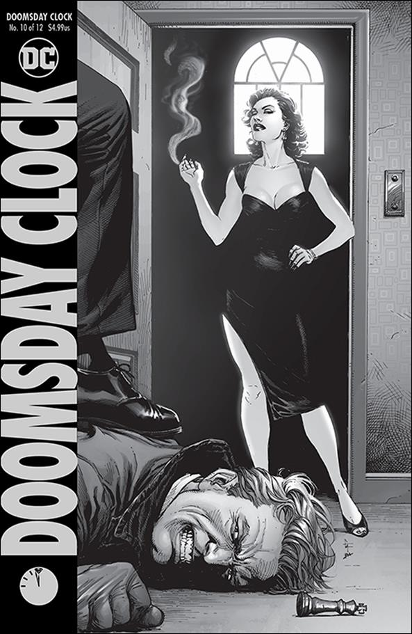 Doomsday Clock 10-A by DC
