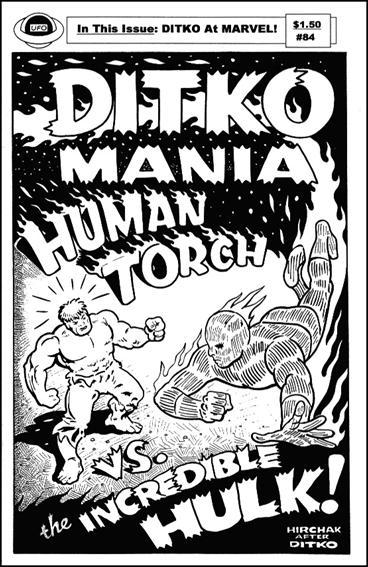 Ditkomania 84-A by Bill Hall & Rob Imes