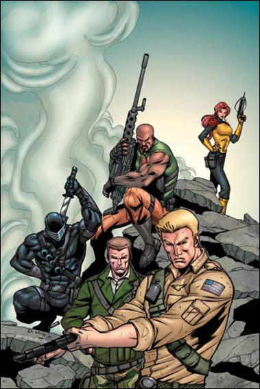 G.I. Joe: Origins 5-C by IDW