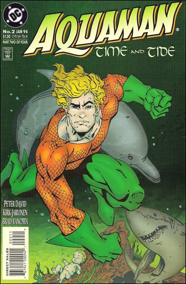 Aquaman: Time and Tide 2-A by DC