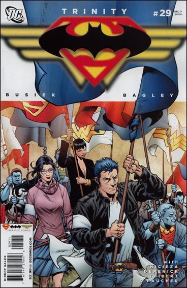 Trinity (2008) 29-A by DC