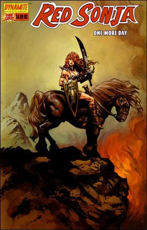 Red Sonja: One More Day 1-A